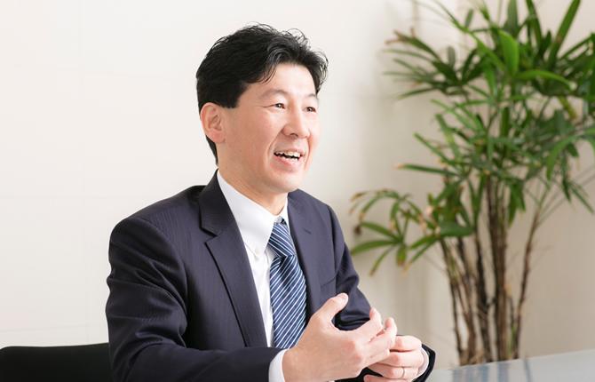 代表取締役社長_桝田一男